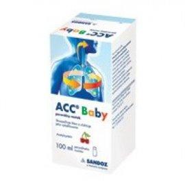 ACC Baby, perorálny roztok 100ml