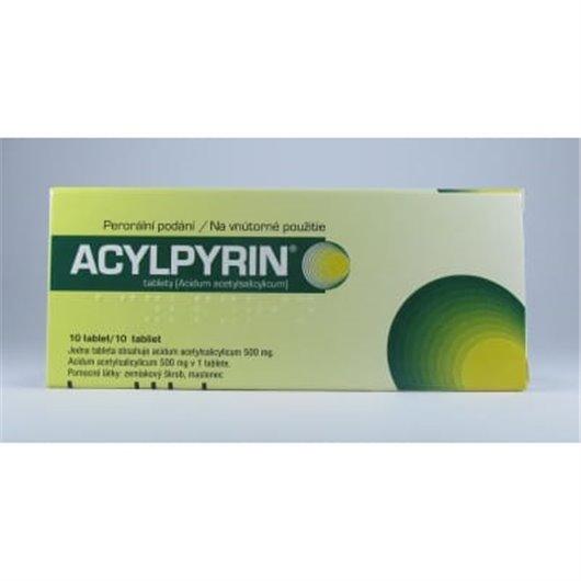 Acylpyrin 10tbl