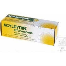 Acylpyrin effervescens šumivé tablety 15ks