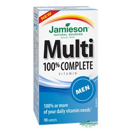 Jamieson Power Multi. for Men 90tbl