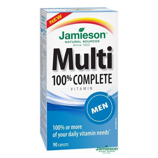 Jamieson Power Multi. for Men 90tbl