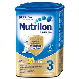 Nutrilon 3 Vanilla 800g