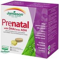 Jamieson Prenatal s Omega-3 DHA multivitamín 30tbl a 30kps