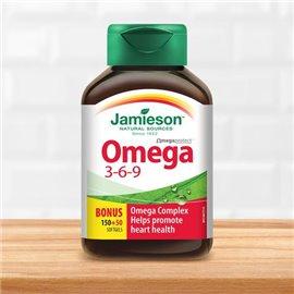 Jamieson Omega 3-6-9 80+20 cps