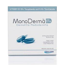 Monoderma ET10 Vitamín na pokožku 20 x 0,9 ml