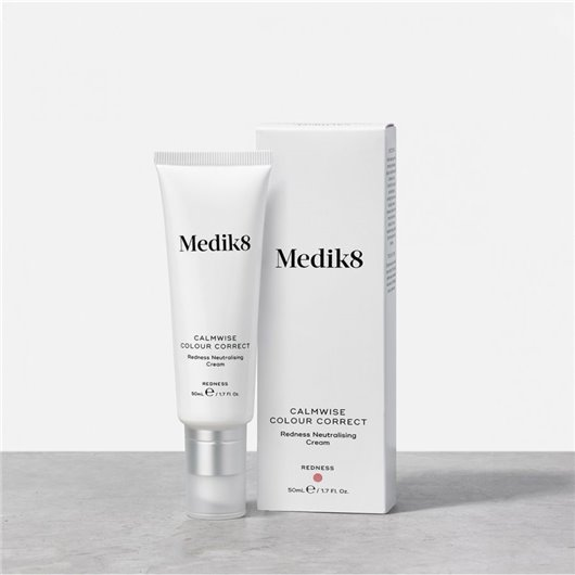 Medik8 Calmwise Colour Correct - redukcia začervenania, růžovky 50 ml