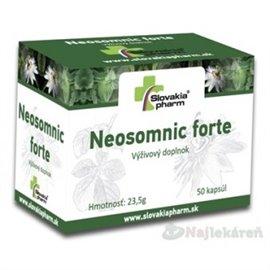 Slovakiapharm Neosomnic forte 50 kapsúl