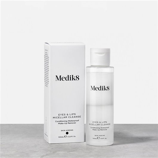 Medik8 EYES & LIPS MICELLAR CLEANSE Čistiaci prípravok (100 ml)