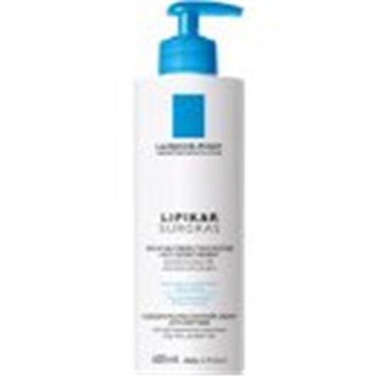 La Roche Posay Lipikar Surgras Liquide sprchový gél 400 ml