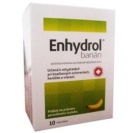 Enhydrol prášok vo vrecúškach 1x10 ks
