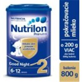 Nutricia Nutrilon 2 Good Night 800 g