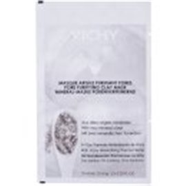 Vichy Mineral Masks čistiaca pleťová maska With Two Mineral Clays 2 x 6 ml