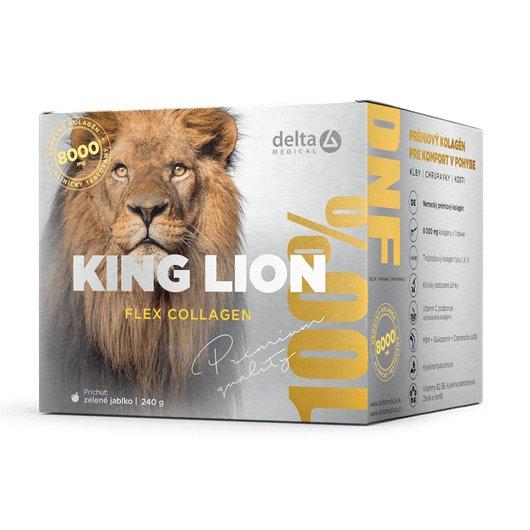 Delta King Lion Flex Collagen 8000 mg 240 g