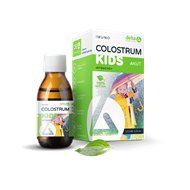 DELTA COLOSTRUM AKUT Sirup Natural KIDS 125 ml