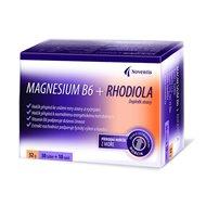 Noventis Magnesium B6 + Rhodiola 40 tabliet