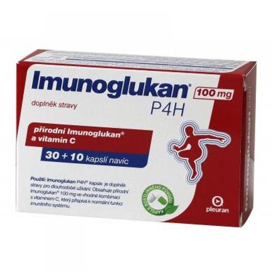 Imunoglukan P4H 30+10 kapsú