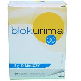 Ona Pharm Blokurima 2g D-manózy sáčky 30x4g