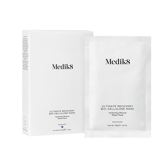 Medik8 Ultimate Recovery Bio-Cellulose Mask 6 ks