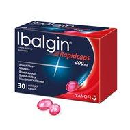 Ibalgin Rapidcaps mäkké kapsuly 400 mg cps.mol.30 x 400 mg