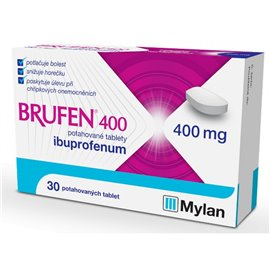 Brufen 400 tbl.flm 30 x 400 mg