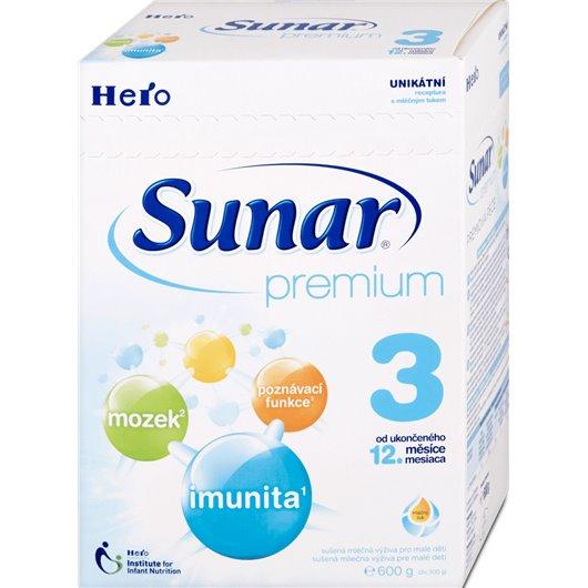 Hero Sunar Premium 3 600 g