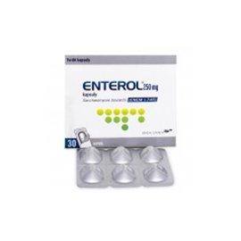 Enterol 250 mg kapsuly cps.dur.30 x 250 mg